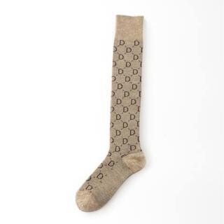 ドゥーズィエムクラス(DEUXIEME CLASSE)のMUSE de Deuxieme Classe jacgurd socks(ソックス)