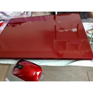 エヌイーシー(NEC)のLAVIE Note Standard NS350(ノートPC)