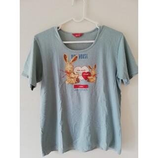 ピンクハウス(PINK HOUSE)のお値下げウサギTシャツ♥️ピンクハウス(Tシャツ(半袖/袖なし))