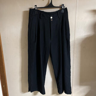 Paul Harnden - Archivio J.M Ribot 20aw wool wide pants