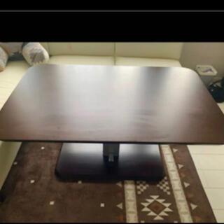 ニトリ - ニトリ 昇降式 ダイニングテーブル