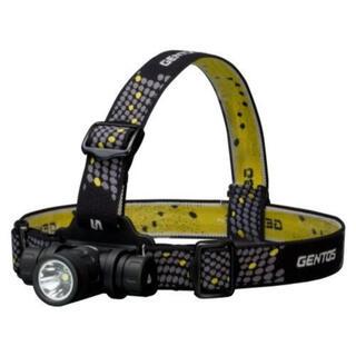 ジェントス(GENTOS)の値下【未使用】GENTOS(ジェントス) LED ヘッドライト TX-540XM(ライト/ランタン)