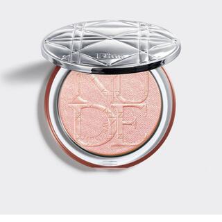 Christian Dior - ディオールスキン ミネラル ヌード ルミナイザー パウダー 02