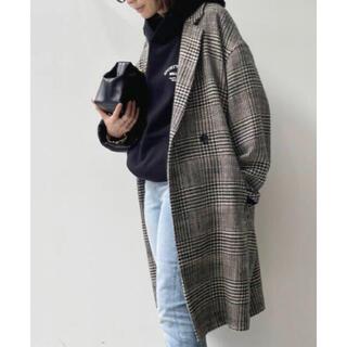 アパルトモンドゥーズィエムクラス(L'Appartement DEUXIEME CLASSE)の新品 ◆ L'Appartement CHECK W COAT(その他)
