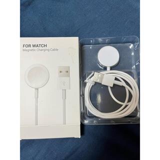 アップルウォッチ(Apple Watch)のApple Watch充電器(バッテリー/充電器)