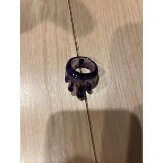キューポット(Q-pot.)のメルトリング(リング(指輪))
