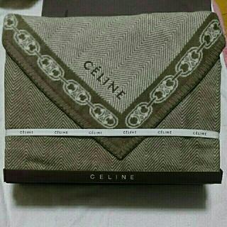 セリーヌ(celine)のセリーヌ 綿毛布(毛布)