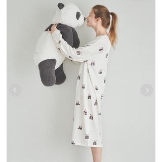 ジェラートピケ(gelato pique)の新品★ジェラートピケ パンダ 抱き枕(ぬいぐるみ)
