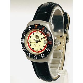 美品! タグホイヤー レディース腕時計 1860モデル 電池、ベルト新品交換済み