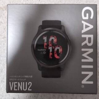 ガーミン(GARMIN)の新品 GARMIN venu2(トレーニング用品)