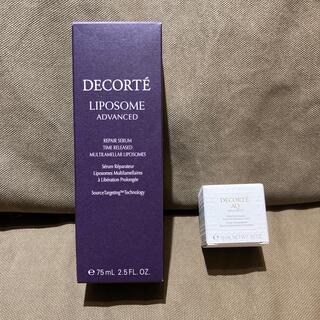 コスメデコルテ(COSME DECORTE)の新発売 コスメデコルテ リポソーム アドバンスト(ブースター/導入液)