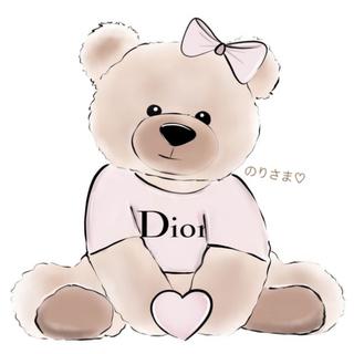 Dior - ディオール ネイル