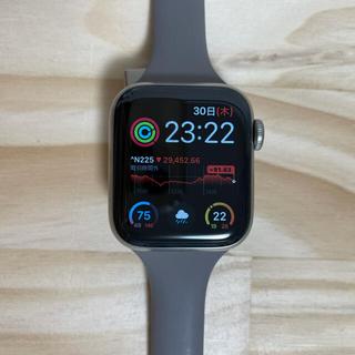 Apple Watch - Apple Watch Series 6 Titanium チタニウム 40mm