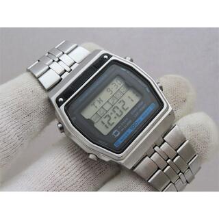 SEIKO - ALBA デジタル腕時計 Y770-5050 アラームクロノグラフ レトロ