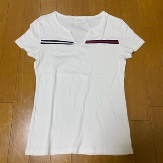 トミーヒルフィガー(TOMMY HILFIGER)のTOMMY HILFIGER Tシャツ(Tシャツ(半袖/袖なし))