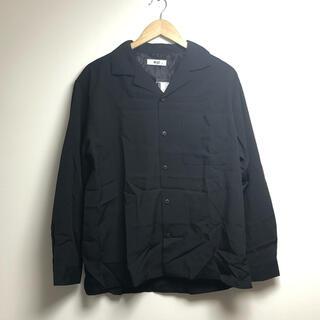 ウィゴー(WEGO)の新品 未使用 ウィゴー WEGO  ブラック シャツ (シャツ)