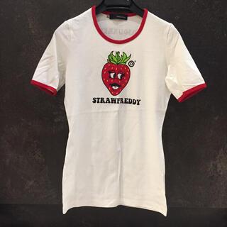 ディースクエアード(DSQUARED2)の未使用/DSQUARED レディースTシャツ(Tシャツ(半袖/袖なし))