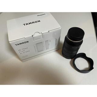 タムロン(TAMRON)のTAMRON 28-75F2.8 DI3 RXD(A036SE)(ミラーレス一眼)