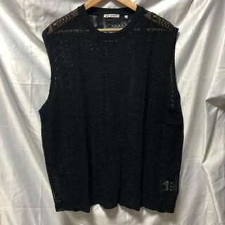 ルメール(LEMAIRE)のOur Legacy  21ss Box Sleeveless Crochet(ベスト)