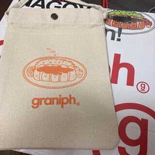 グラニフ(Design Tshirts Store graniph)のグラニフ サコッシュ 名古屋限定(ショルダーバッグ)