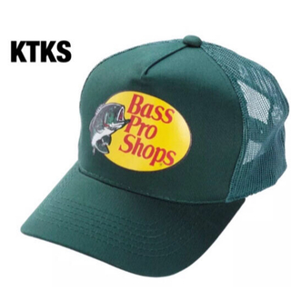 バスプロショップ BASSPROSHOPS メッシュキャップ(キャップ)
