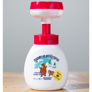 ロンハーマン(Ron Herman)の泡ハンドソープ容器 ロンハーマン ビオレu  肉球スタンプ 新品(容器)