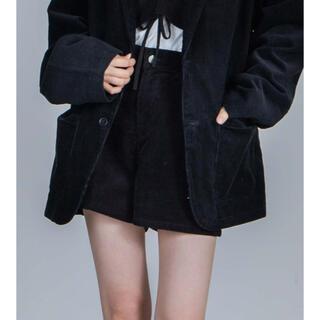 ウィゴー(WEGO)の♡WEGO コーデュロイ ショーパン ♡(ショートパンツ)