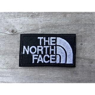 THE NORTH FACE - ノースフェイス ボックスロゴ アイロンワッペン