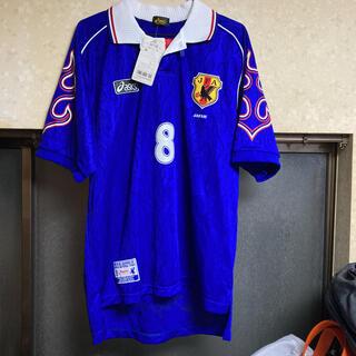 アシックス(asics)のフランスワールドカップ 中田英寿(ウェア)
