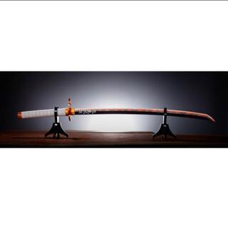 バンダイ(BANDAI)の日輪刀 煉獄 杏寿朗 鬼滅の刃(キャラクターグッズ)