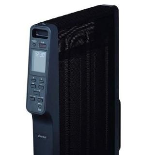 シロカ 速暖 マイカヒーター SHーM111(リモコン付)リコール修理済(電気ヒーター)