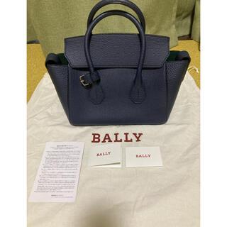 Bally - バリー ソメ BALLY sommet  スモール ネイビー 紺