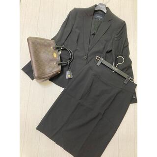 バーバリー(BURBERRY)の美品 バーバリー ロンドン セットアップ ジャケット スカート スーツ(スーツ)