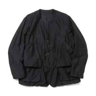 COMOLI - COMOLI コットンサテン ハンティングジャケット