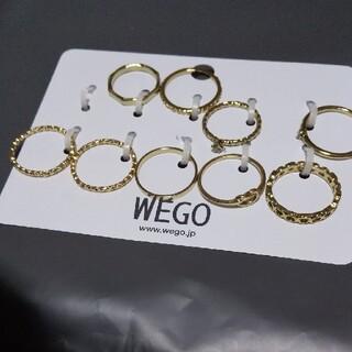 ウィゴー(WEGO)のWEGO 指輪(リング(指輪))