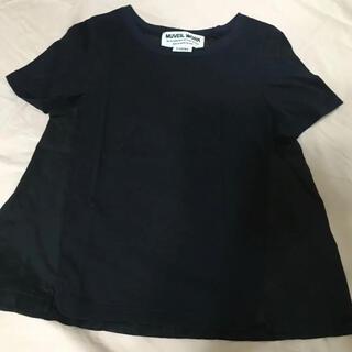 ミュベールワーク(MUVEIL WORK)のミュベールワーク  Tシャツ ハート サイズ38(Tシャツ(半袖/袖なし))