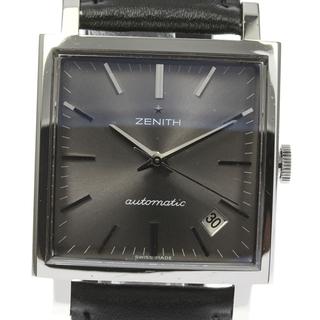 ゼニス(ZENITH)の☆良品 ゼニス ニュービンテージ 1965 メンズ 【中古】(腕時計(アナログ))