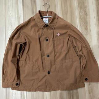 ダントン(DANTON)のダントン カバーオールシャツジャケット レディース ブラウン 34 Danton(その他)
