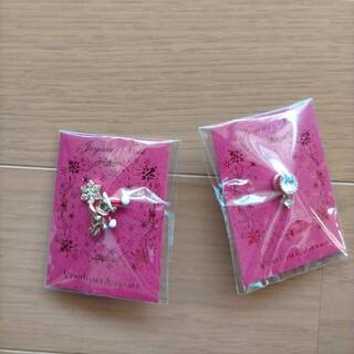 ヴァンドームアオヤマ(Vendome Aoyama)のさらにお値下げ☆Vendome青山 クリスマスピンバッジ2種セット ベア(その他)
