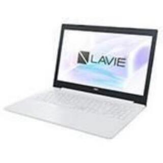 エヌイーシー(NEC)のLAVIE Note Standard NS100/K2W-H6(ノートPC)