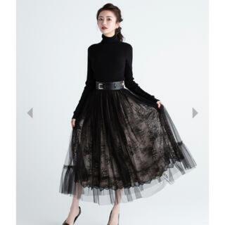 エミリアウィズ(EmiriaWiz)のEmiriaWiz チュールスカート(ロングスカート)