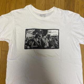 ヴァンズ(VANS)のvans Tシャツ(Tシャツ/カットソー(半袖/袖なし))