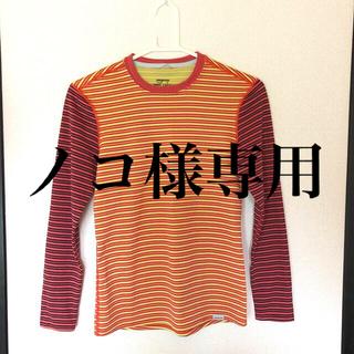 パタゴニア(patagonia)のパタゴニアレディースSサイズ(Tシャツ(長袖/七分))