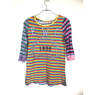 キューブシュガー(CUBE SUGAR)のキューブシュガー ロング長袖Tシャツ (シャツ/ブラウス(長袖/七分))