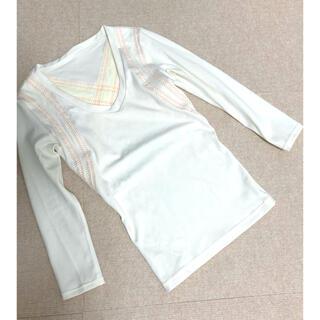 グラントイーワンズ BiBi Grant レディース ビビ パンプ 7分袖(エクササイズ用品)