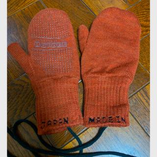 ビューティアンドユースユナイテッドアローズ(BEAUTY&YOUTH UNITED ARROWS)のお値下げNO ROLL ウールミトン手袋(手袋)