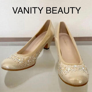 バニティービューティー(vanitybeauty)の週末値下げ 美品 VANITY BEAUTY バニティービューティー  パンプス(ハイヒール/パンプス)