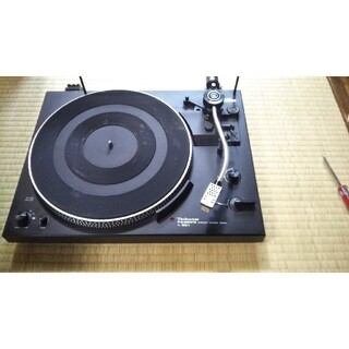 Panasonic - Technics SL-FM1 レコードプレーヤー ターンテーブル