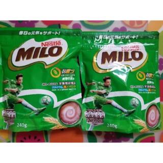 ネスレ(Nestle)のネスレ ミロ 2袋(その他)