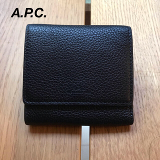 アーペーセー(A.P.C)のA.P.C. アーペーセー   コンパクト ウォレット  財布(財布)